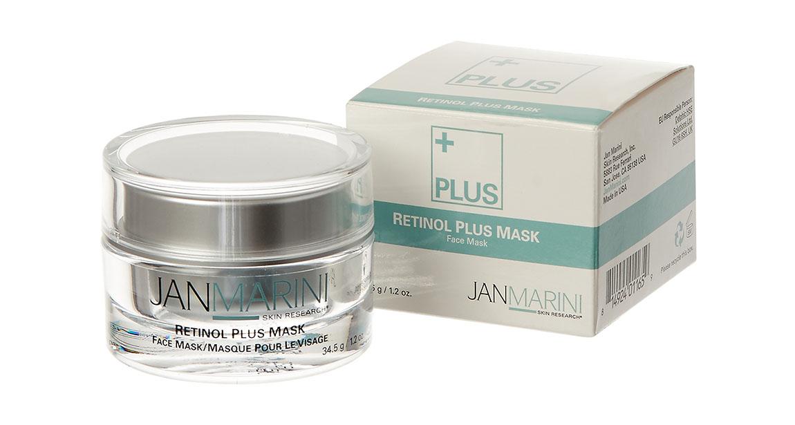 Jan Marini Skin Care Launches New Retinol Plus Mask